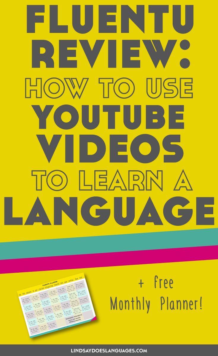 FluentU Review: How to Use YouTube Videos for Language Learning - Lindsay  Does Languages
