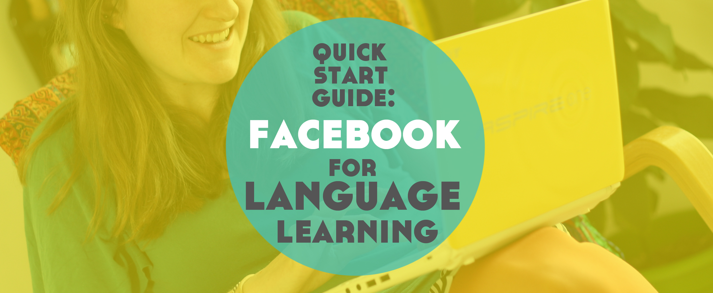 The Quick Start Guide To Facebook For Language Learning Lindsay Does  Languages How To Delete Foursquare