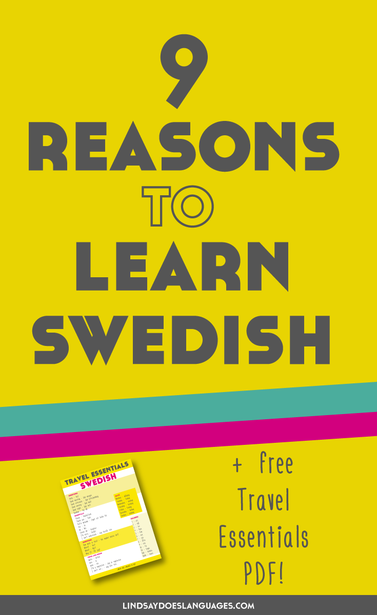 Workbooks understatement worksheets : 9 Reasons to Learn Swedish (+ the best resources to learn it ...