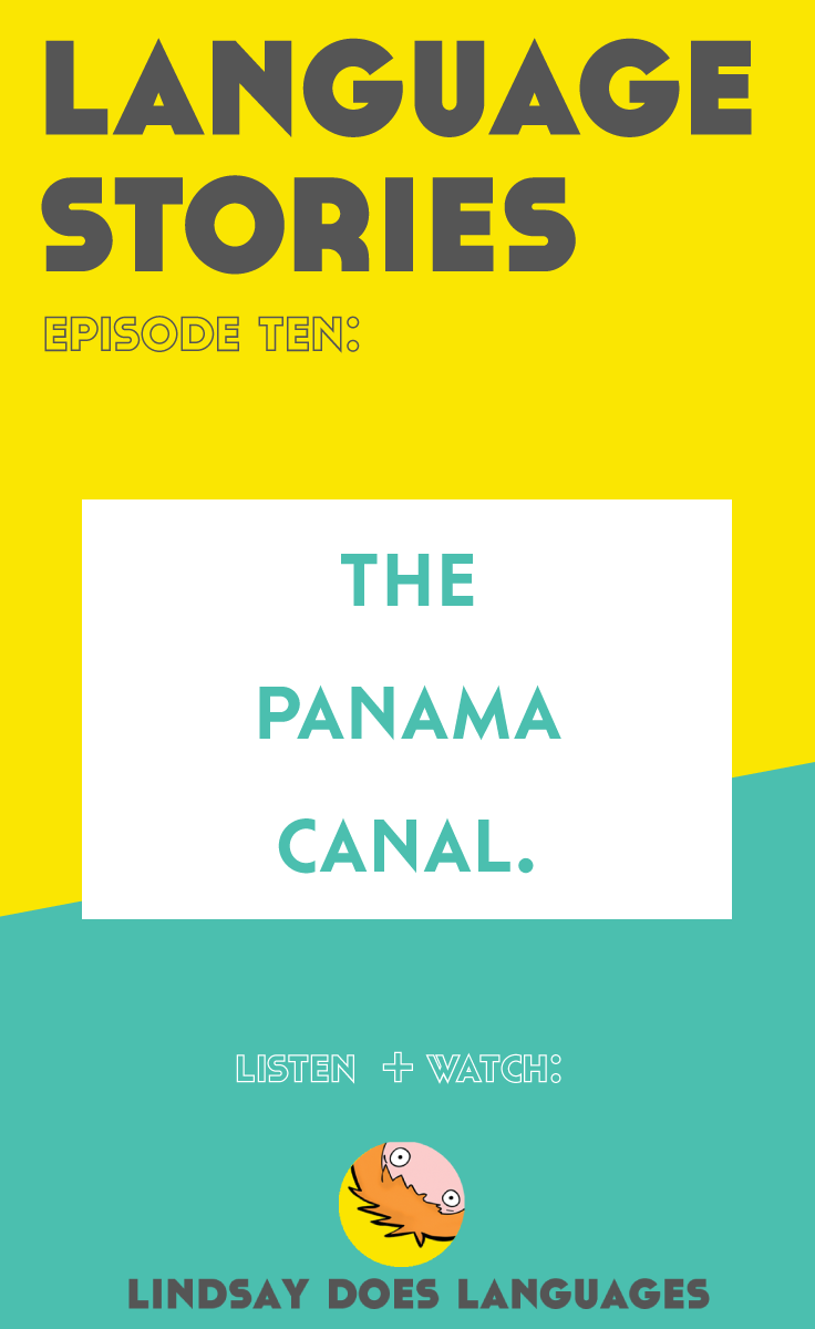 Trade has always influenced the languages we speak. But what happens with language at one of the busiest and most important trade routes in the world, the Panama Canal? In this episode of Language Stories, discover languages at The Panama Canal. Click through to listen + watch now.